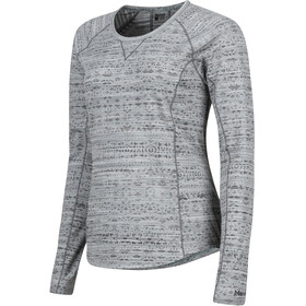 Marmot W's Sylvie LS Shirt Dark Steel